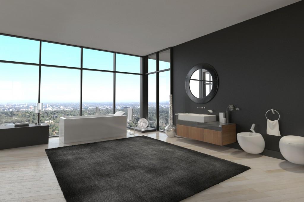 Modern Penthouse