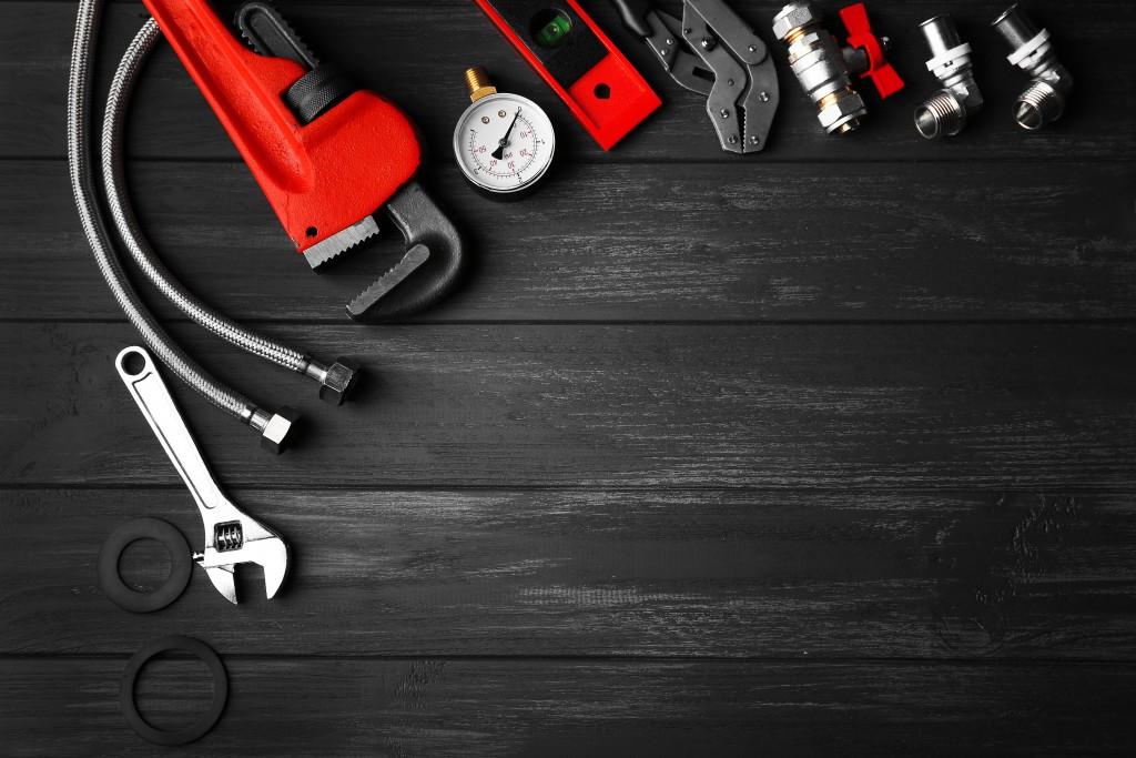steel tools set