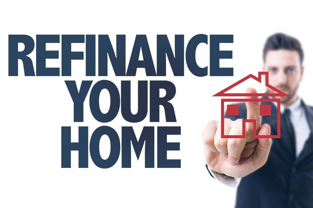 refinance your home ad