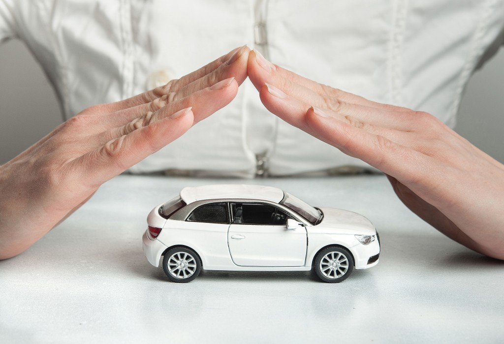 protect car concept