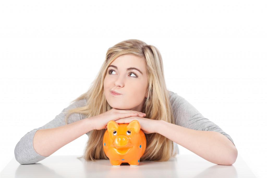 thinking about savings