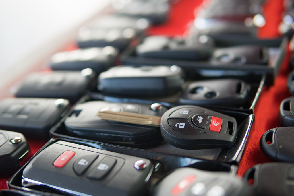 fake car remotes