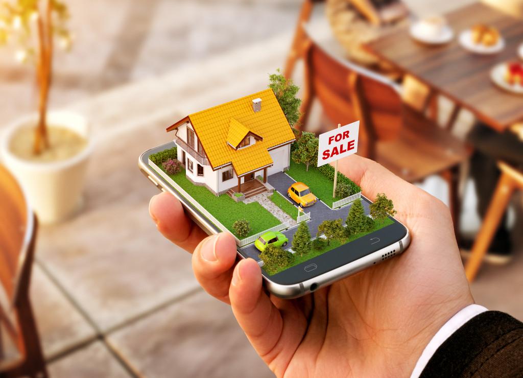 mobile real estate