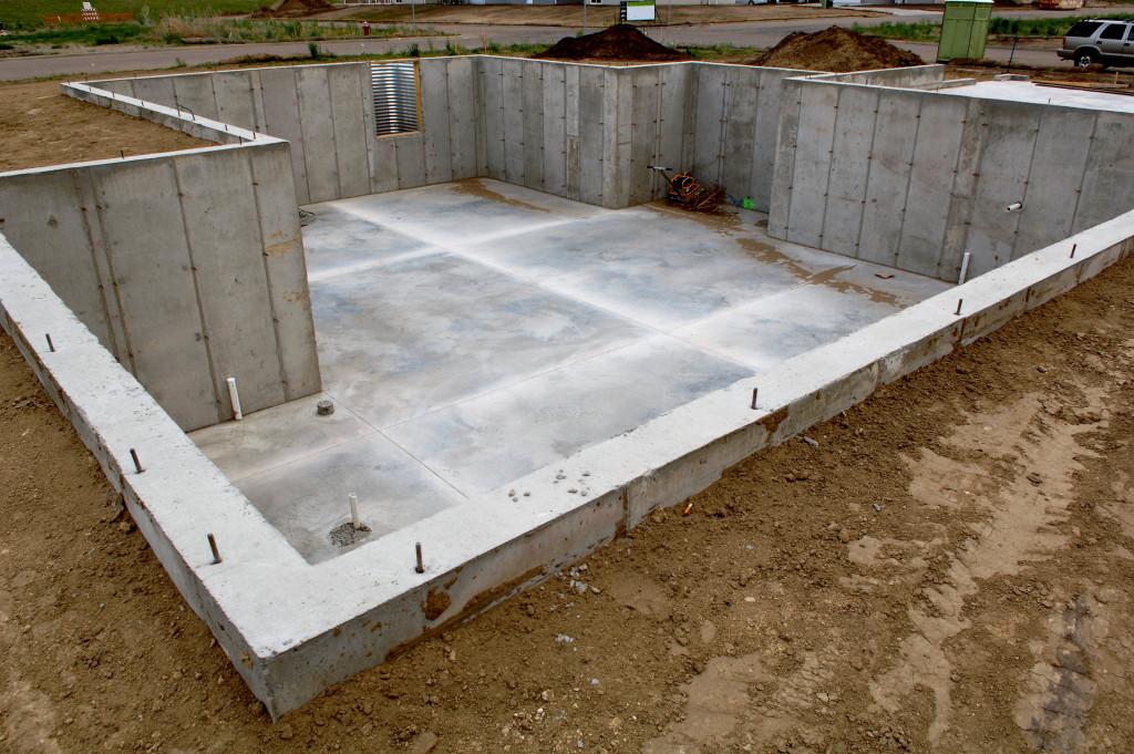 pre fabricated foundation